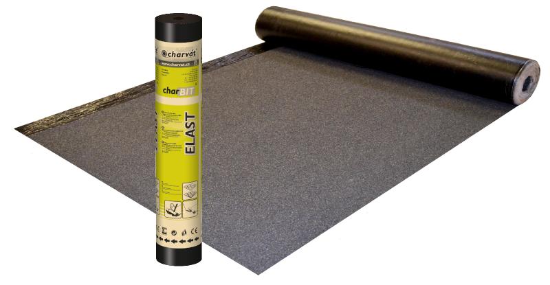 Modifikovaný asfaltový pás charBIT® ELAST PV S52 HQ FINAL