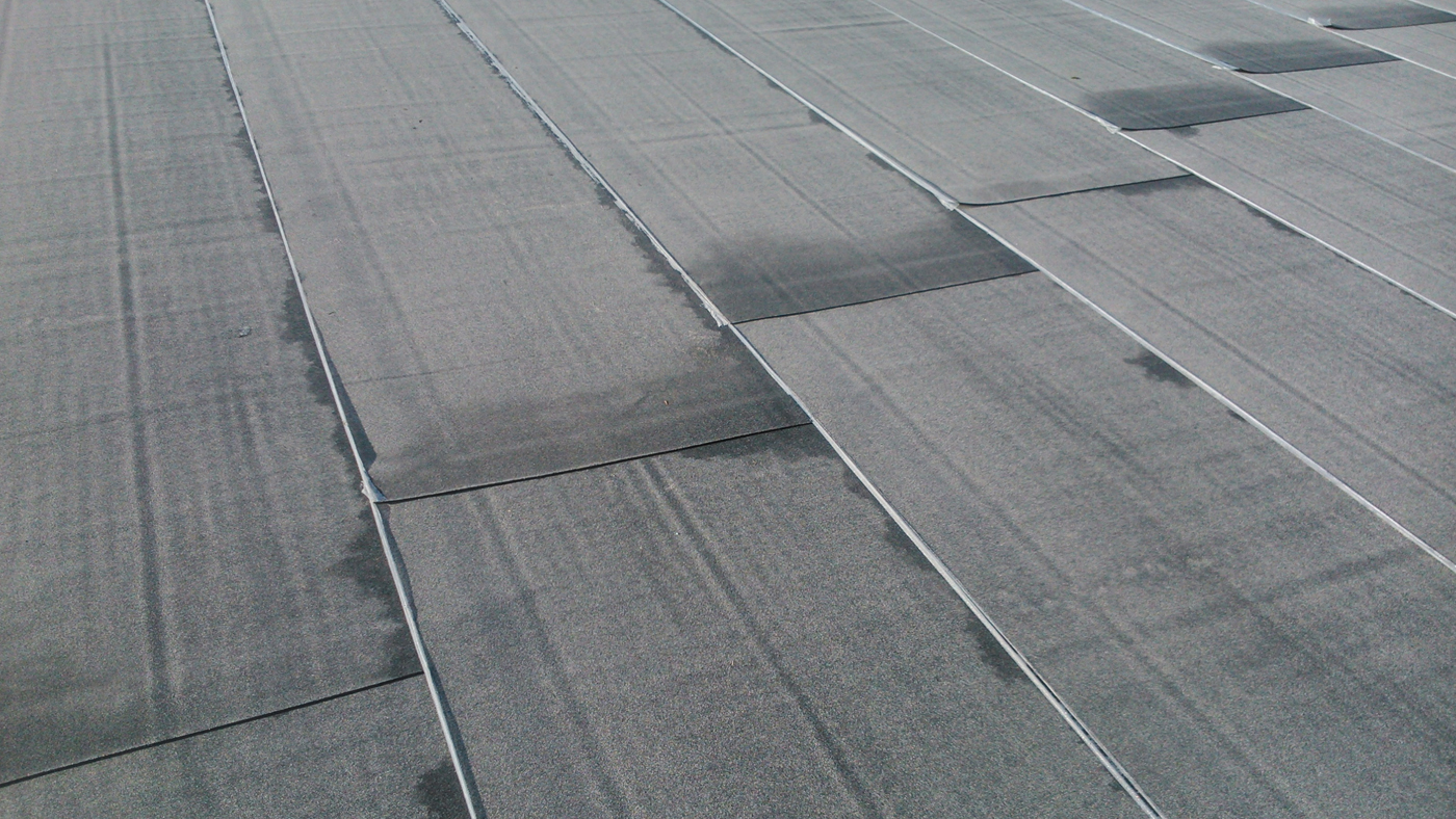 Lepenka na střechu