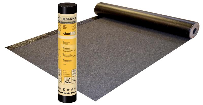 Oxidovaný asfaltový pás charBIT® V60 S4 Final