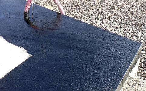 Penetrační nátěry pod asfaltové pásy